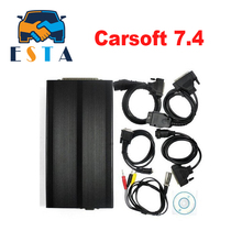 Buy DHL Free High MB Carsoft 7.4 Multiplexer MCU Controlled Interface Carsoft 7.4 Auto Diagnostic Tool for $65.00 in AliExpress store