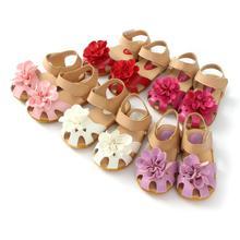 SCYL Summer sandale femme girls Sandals Kids Children Shoes For Girls flower Non-Slip Sandals cute Children Shoes(China (Mainland))