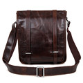 Vintage 100 Guaranteed Genuine Leather men messenger bags Cowhide Shoulder bags ipad bag New small handbags