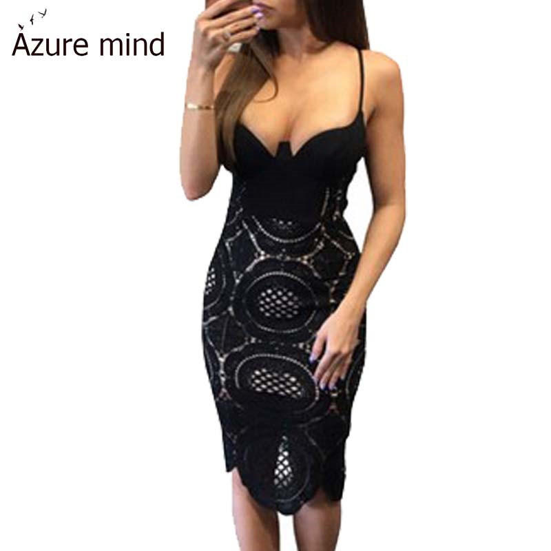 New arrival flower lace dress women v neck spaghetti strap sexy party summer dresses patchwork solid bodycon dress plus size(China (Mainland))