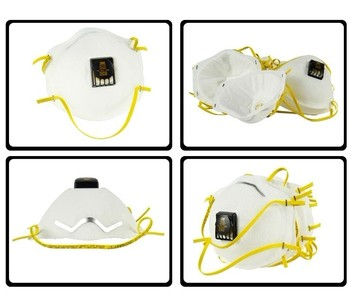 3M8515| electric welding mask | with breathing valve | anti-dust masks | metal smoke | coal mine dust