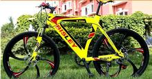 27 gear   Double disc brake cool awesome lightest man girl male female folding mountain bike mountain bicycle(China (Mainland))