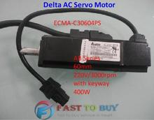 Buy Delta AC Servo Motor AB Series ECMA-C30604PS 60mm 220V 3000rpm keyway 400W 0.4KW New for $238.00 in AliExpress store