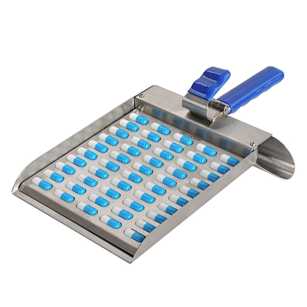 Stainless steel Manual Tablet Counter/Pill Counter CN-50MC (Size 1,0,00, 000), The customization is accepted.(Hong Kong)
