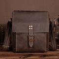 BILLETERA Genuine Leather Messenger Bag Men Male Cowhide Shoulder Crossbody Handbag for Men