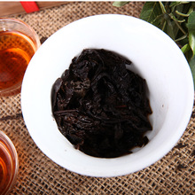 Puer Tea 200 g Chen Fragrant Pu er Sharply Dyu Jujube Sweet Tea Brick Keeping In