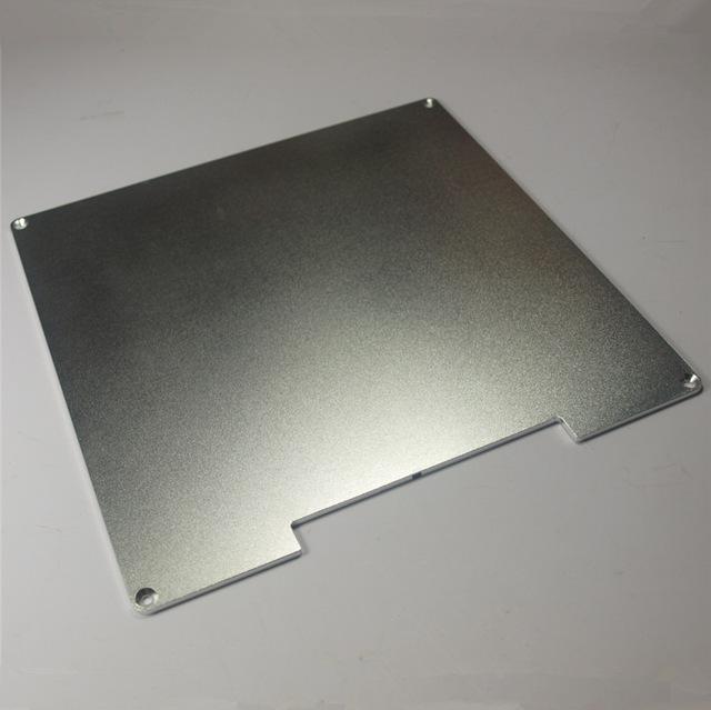 Reprap Prusa i3 3D printer partsAnodized Aluminum BUILD PLATE for Heated Bed 3D Printer RepRap Prusa Makerbot