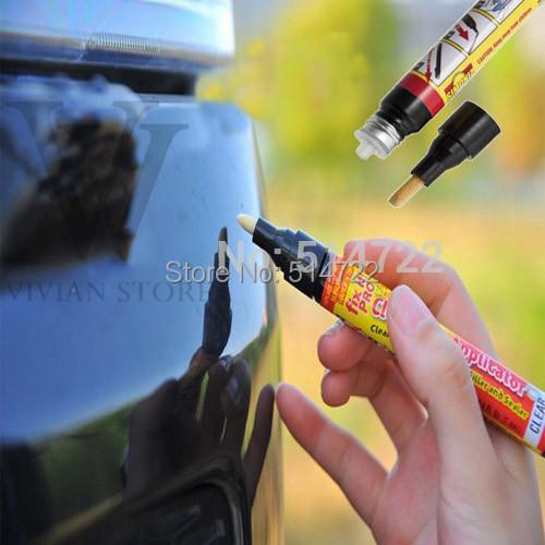 1pcs Hot Selling Fix It Pro Clear Car Scratch Repair Pen Simoniz Clear Coat Applicator(China (Mainland))