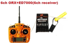 Full Range 2.4GHz 6CH RC i6s Radio Transmitter with 6ch receiver RC RADIO CONTROL better than DX6i
