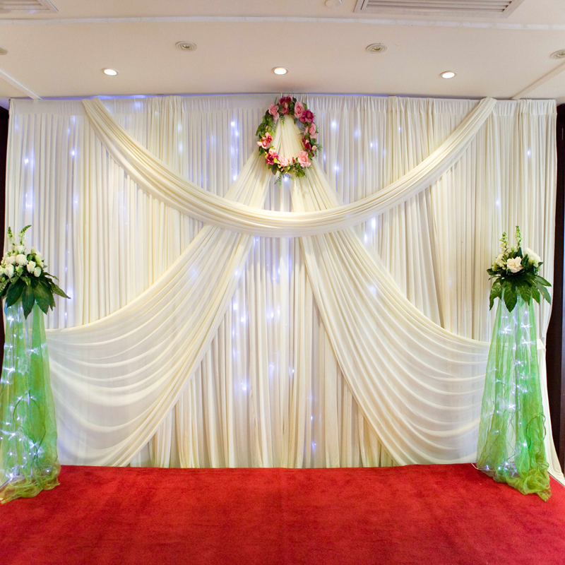 Popular Backdrop Material Wedding Buy Cheap Backdrop