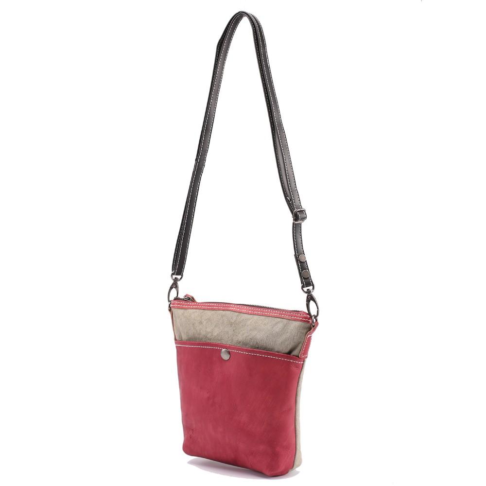 ซื้อ ญี่ปุ่นและเกาหลีใต้ใหม่หวานมินิต- basedถูสีผ้าใบmessengerถุงกระเป๋าสะพายไหล่ผู้หญิงลำลองสีถุงตี