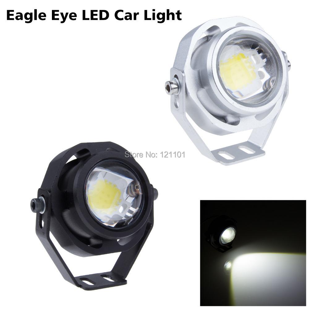 super bright car led fog reverse ligh newest led eagle eye white light. Black Bedroom Furniture Sets. Home Design Ideas