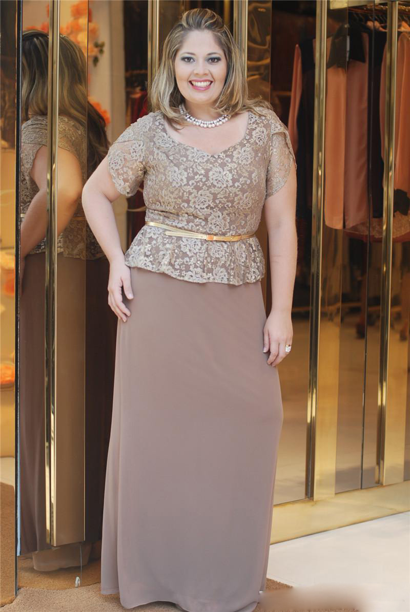 Plus Size 16W Mother of the Bride Dresses