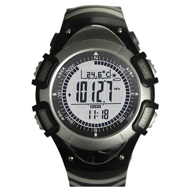 Гаджет  ASLT SUNROAD Sports Watch FR8204A Altimeter Barometer Thermometer EL Backlight None Часы