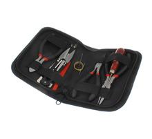 Buy 1Set Jewelry Tools Plies Scissor Beading Tool Kit Jewelry Making DIY Tools Package Beaders Black Needle Tool Set for $12.90 in AliExpress store
