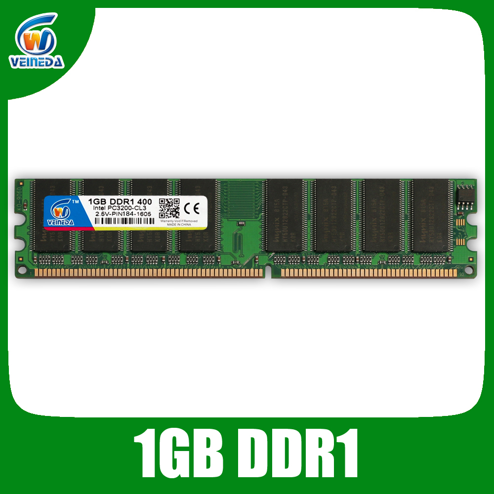 DDR 2GB 2x1GB DDR400 PC3200 1GB Desktop Ram Memory Compatible all PC Lifetime Warranty(China (Mainland))