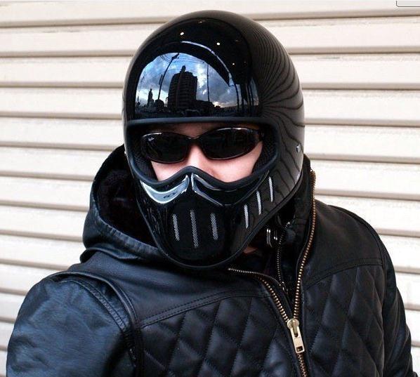 Retro Full Face Helmets | 24Helmets.de