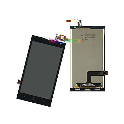 Touch Screen TOP Full LCD Display Monitor Digitizer Assembly For ZTE Kis 3 Max(China (Mainland))