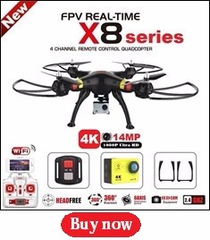 Single SYMA X5 X5C X5C-1 RC Drone Stand-Alone 2.4G 4CH 6-Axis RC Quadcopter Without Camera and Remote Control 100% Original