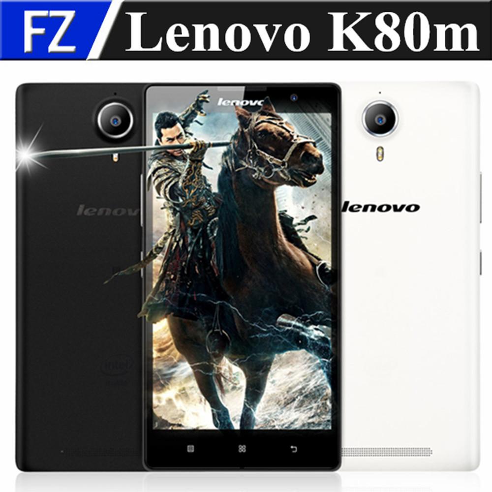 "Original Lenovo K80M P90 4G FDD LTE 5.5"" FHD Intel Z3560 Quad Core Android 4.4 13MP 4GB RAM 64GB GPS Google Play smartphone(China (Mainland))"