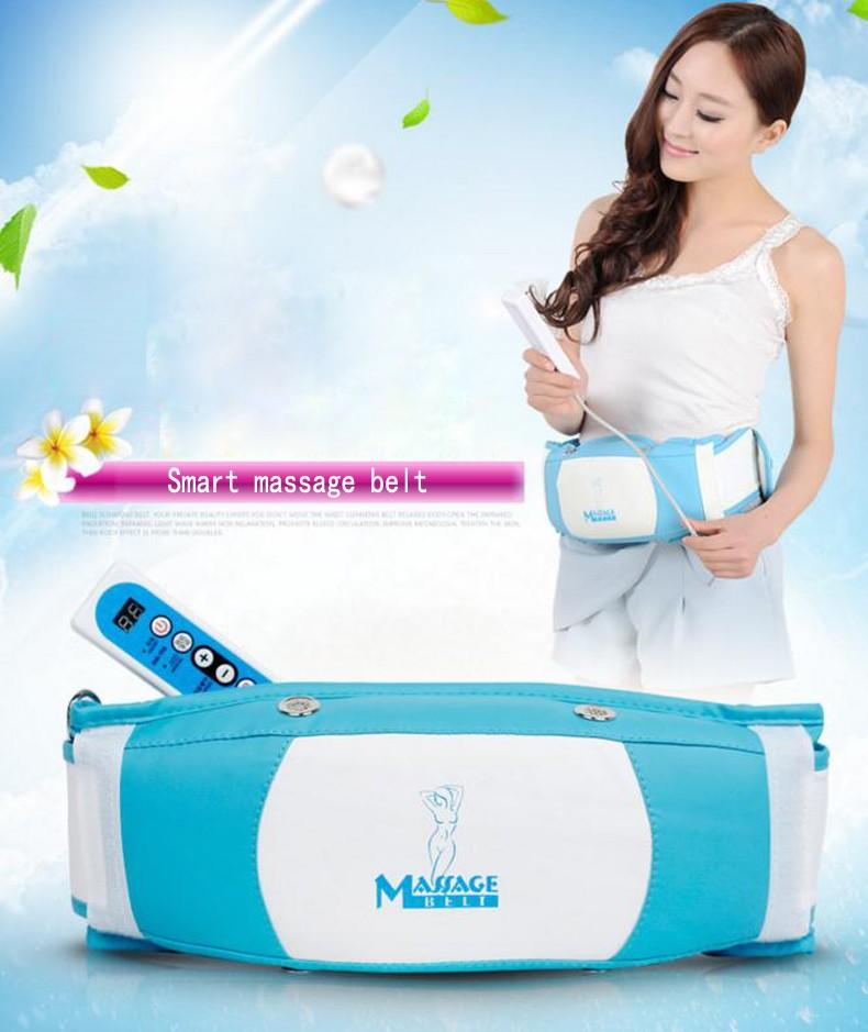 Massage belt Massager machine fat burning weight loss belt vibration massage stovepipe instrument weight loss equipment/tb231006