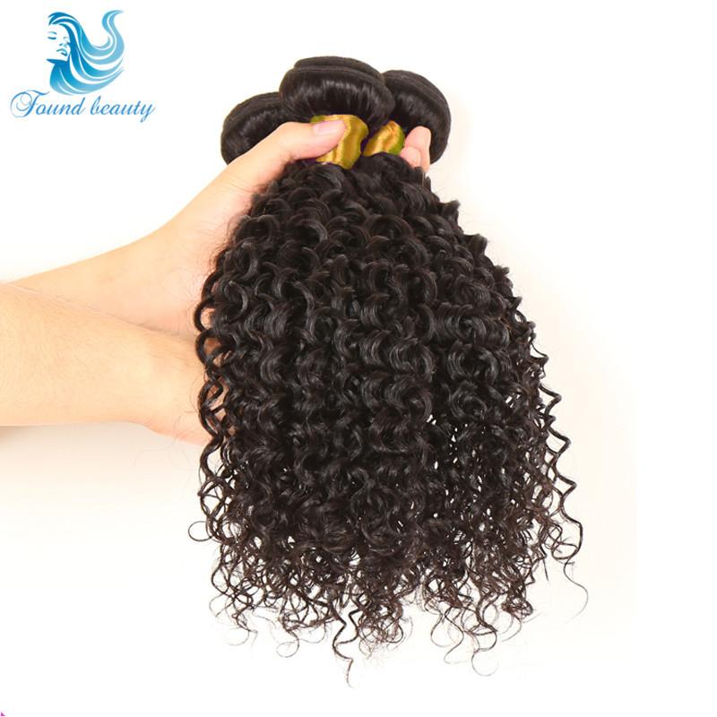 3pcs lot Virgin Mongolian Kinky Curly Hair 7a Mongolian Afro Kinky Curly Virgin Hair Best Curly Hair Weaves Human Hair Weave