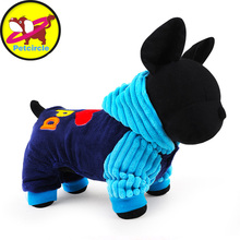 Buy 2017 Petcircle Fashion love papa mama winter Pet Dog Clothes Clothing Pet Small Large Dog Coat Winter Clothes Jackets for $5.00 in AliExpress store