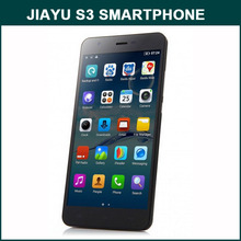 JIAYU S3 3GB RAM MTK6752 64-bit Octa Core 5.5 Inch IPS FHD Screen Android 4.4 4G LTE Smartphone