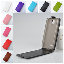 New Arrival J&R Brand PU Leather Case for Alcatel One Touch Idol 2 Mini L 6014X 6014D 6014 High Quality Phone Bag 9 Colors