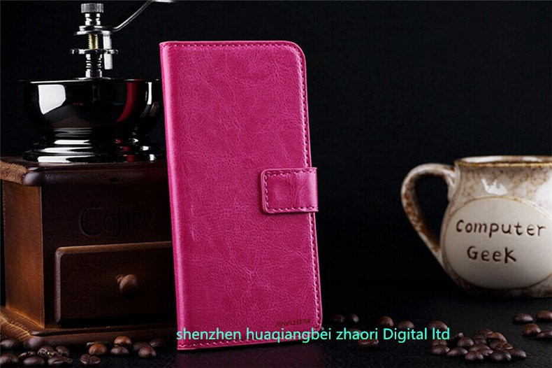 2015 new original Stand Genuine Leather bag case For jiayu G4 G4S cell phone bag case cover Holder free send screen film
