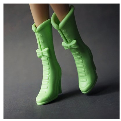 88 different styles for choose Colorful Assorted Casual High heel shoes Boots for Barbie Doll Fashion Cute Newest BBI00198<br><br>Aliexpress