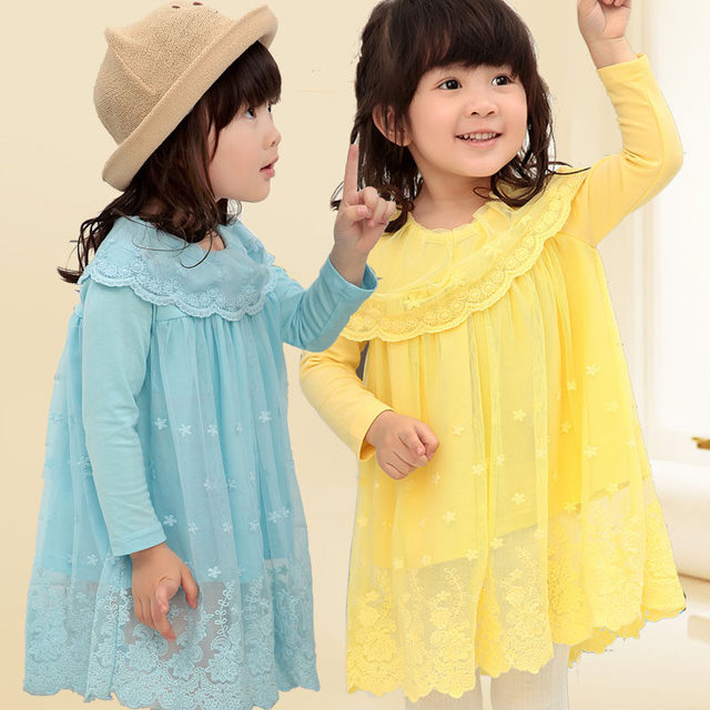 فساتين للبنوتات Robe-dessins-pour-filles-%C3%A9t%C3%A9-robe-de-soir%C3%A9e-tenue-d%C3%A9contract%C3%A9e-enfants-blanc-bleu-Pinki-parti-robe.jpg_640x640