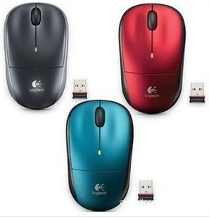 free shipping!2.4GHz 10M Logitech M215 Wireless mouse PC Laptop computer Optical Mouse/ NANO receiver,RY1000(China (Mainland))