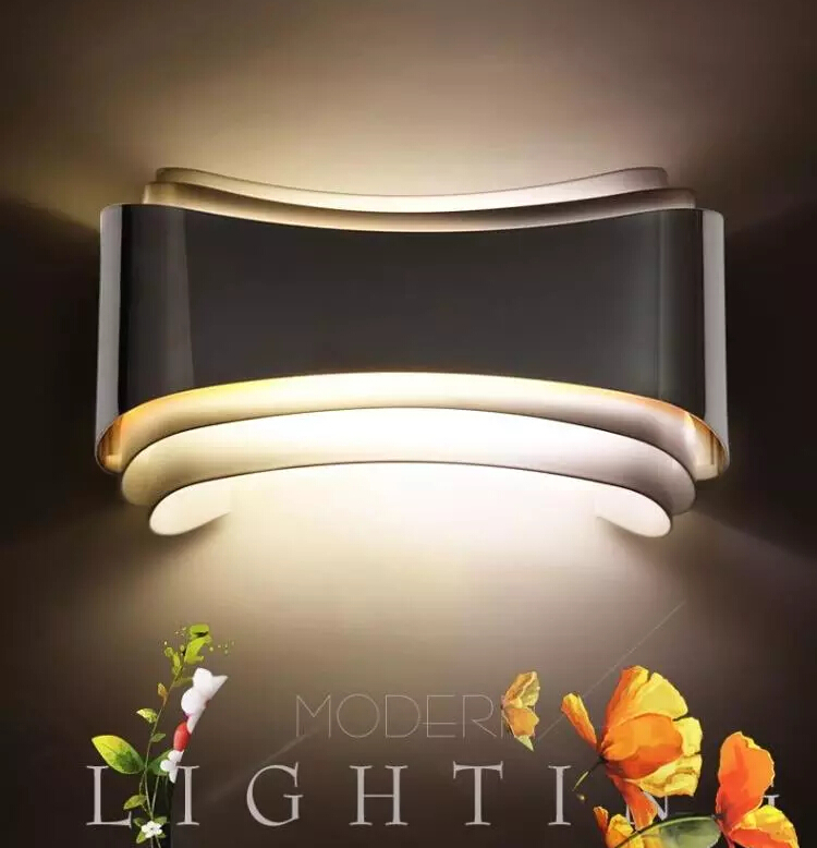 5W Modern Iron LED Wall Lights bulb lamp 220V decorative home decor restroom bathroom bedroom reading wall lamp hotel lamp light<br><br>Aliexpress