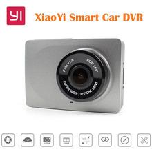 Оригинальный Китайский Издание Xiaomi YI Smart Car DVR Wi-Fi Xiaoyi даш Камеры 165 Градусов ADAS 1080 P 60fps 2.7 Дюймов Автомобиля камера(China (Mainland))