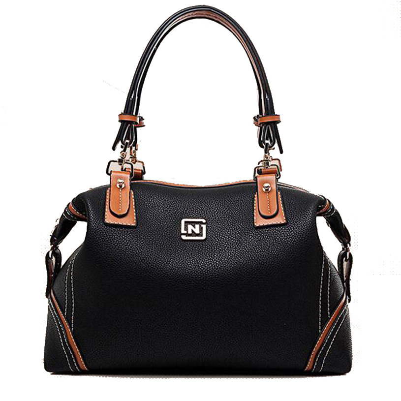 Fashion Boston women leather handbags new designer women shoulder bags high quality brand luxury handbags women bags designer(China (Mainland))