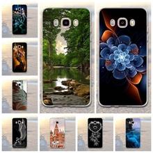 Buy Soft TPU Printed Case Samsung Galaxy J5 2016 J510 J510F SM-J510F Silicon Cover Samsung J5 2016 J510 sm-j510f j510fn Case for $1.41 in AliExpress store