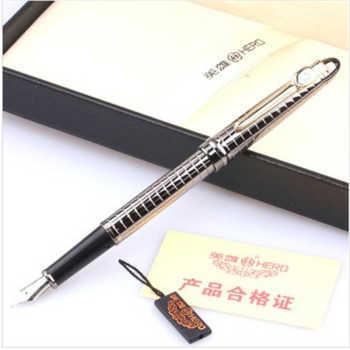 free shipping  office&amp;school supplies hero fountain pens 0.5mm senior iraurita fountain pens<br><br>Aliexpress