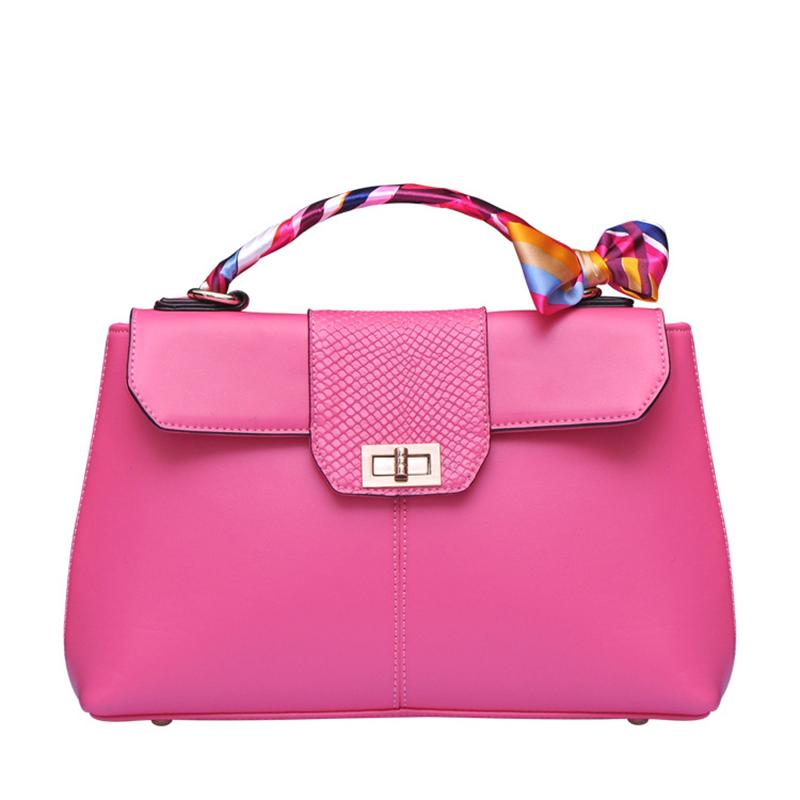 2015 New Fashion Handbag for Women High Quality Genuine Cowhide Leather Handback Women Shoulder Tote Bags Bolsos Mujer SMB380(China (Mainland))