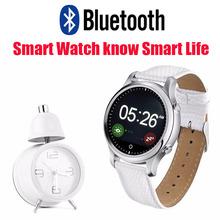 Горячая оригинальная смарт часы носимых устройств Android износ Bluetooth водонепроницаемый Smartwatch фитнес-для-службы android-ios телефон часы S360