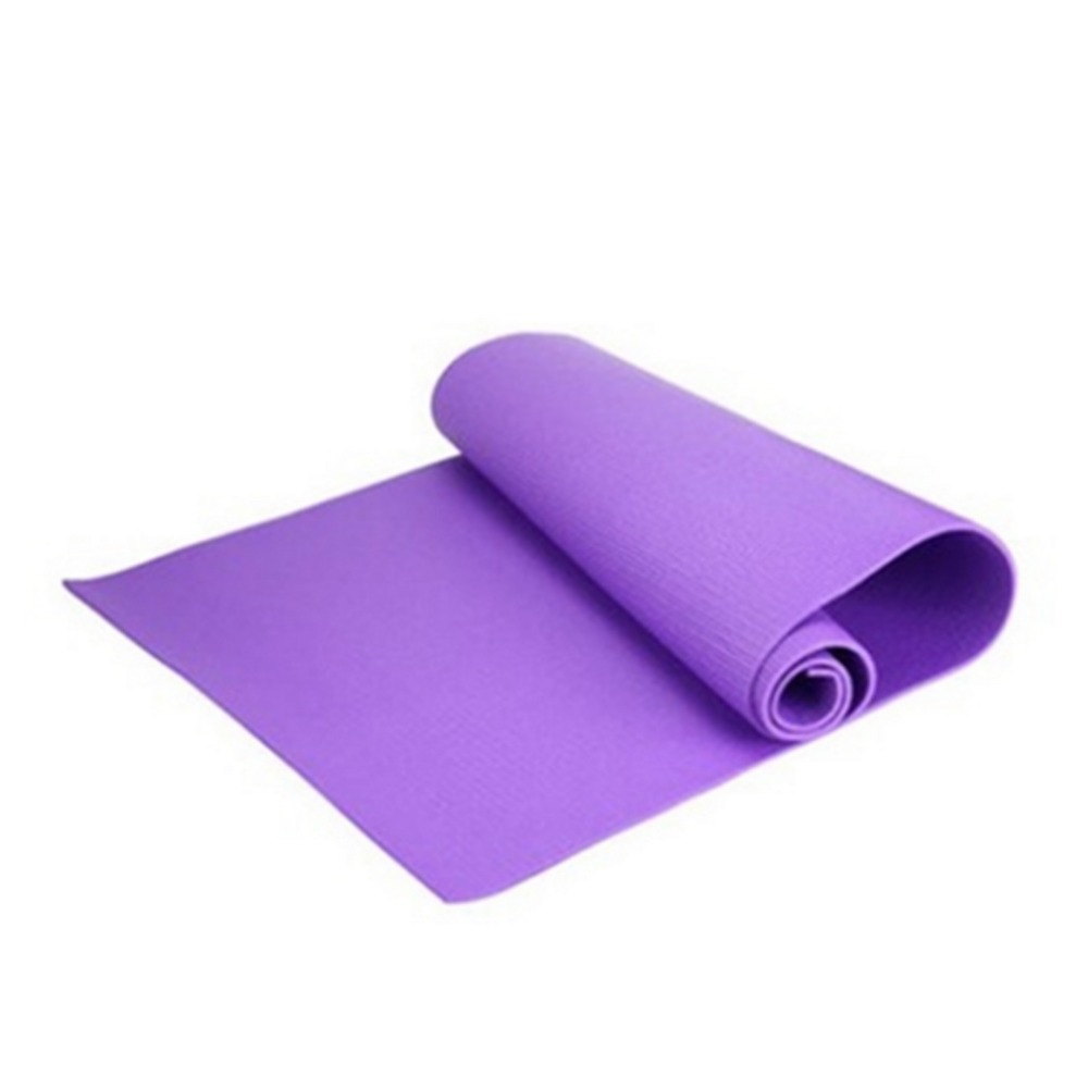 New Arrival 6mm Thick Non-Slip Yoga Mat Exercise Fitness Lose Weight 68x24x0.24inch