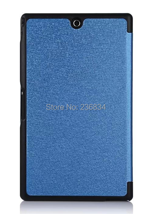 For Sony Xperia Z3 Compact tablet cover case For sony z3 compact case Magnetic Smart PU leather Case cover <br><br>Aliexpress