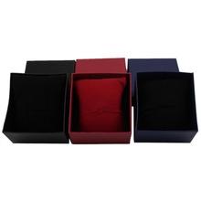 1Pc Fashion Design Gift Case Bangle Ring Wrist Watch Box Jewelry Gift Box New