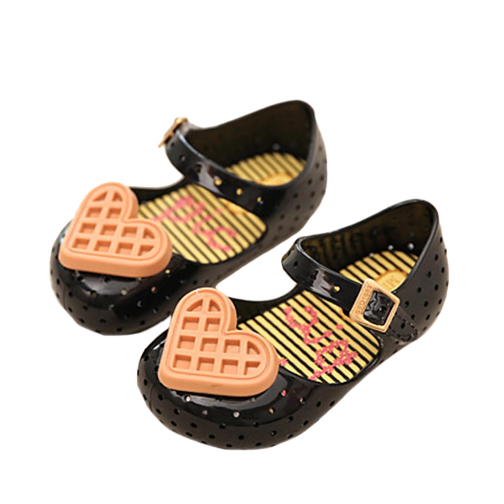 Toughees Shoes Nathan Velcro - Zapatos de cuero para niño BY3B9V4.