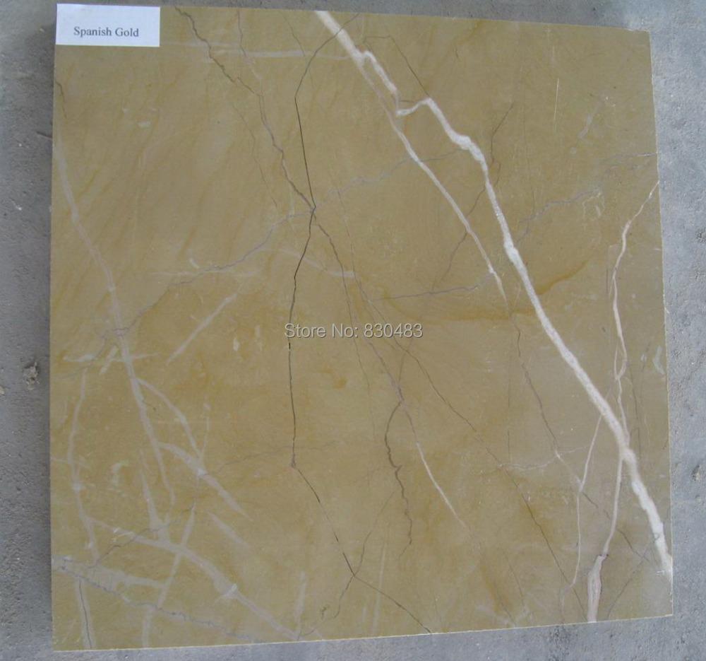 Spanish Gold Marble Slab(China (Mainland))