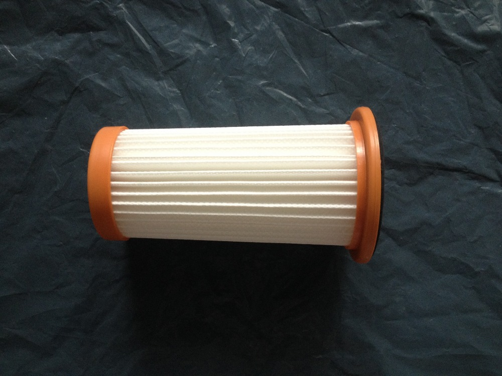 cylinder hepa filter vacuum cleaner filter length130mm 7.5cm diameter(China (Mainland))