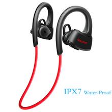 Buy Original DACOM P10 IPX7 Waterproof Sports Wireless Headphones Bluetooth 4.1 Headset Swimming Headphone Earbuds Music Audifonos for $27.99 in AliExpress store