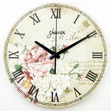 Amazonca wall clock silent Home