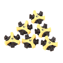 56 Pcs Golf Shoe Spike Replacement Fast Tri-Lok Twist Screw Studs Golf Shoes Parts Accessaries(China (Mainland))