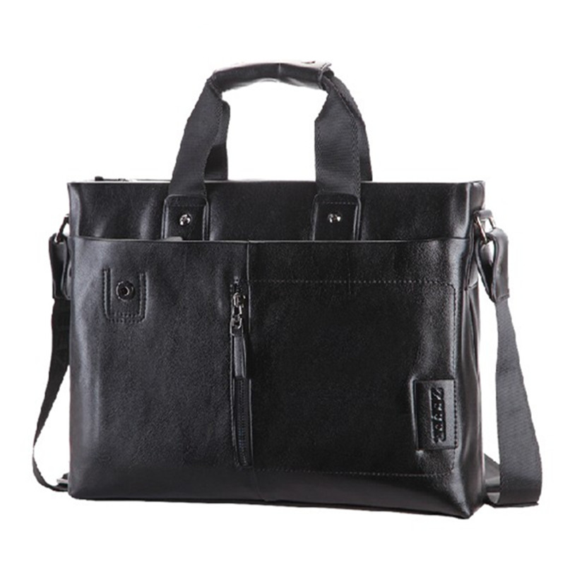 Здесь можно купить  High-Grade Men Leather Briefcase Bags Business Laptop Tote Bag Men